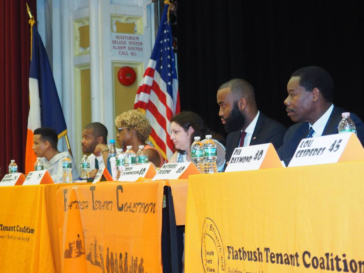 Brooklyn City Council Races Heat Up As Candidates Join Forum in Flatbush